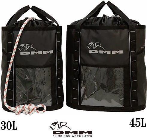 【 DMM 】トランジットロープバッグ 45L(ツリー、高所作業用)●送料無料●