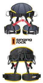 【 SINGING ROCK 】TIMBER 3Dティンバー3D(スピードバックル)アーボリスト ハーネス●送料無料●