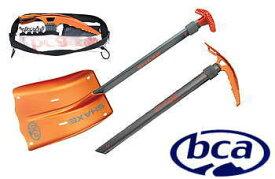 【 BCA 】Shaxe Speed Avalanche Shovelアバランチショベル ウィズ アックス●送料無料●