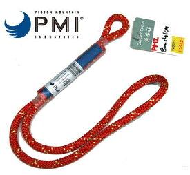 【 PMI 】Sewn Prusik Cord Loopsソーン・プルージックコード・ループ8mm×41cm  レッド