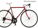 【 Raleigh 】Carlton-A 【Size】500mm 【Color】ヴィンテージレッド●送料無料●