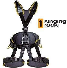 【 SINGING ROCK 】EXPERT 3D スタンダードバックルエキスパート 3D スタンダードバックルフルボディハーネス●送料無料●