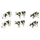 ビーズジオコレザ・動物102乳牛【メール便可】|ビーズ|ジオコレ|人間|ジオラマ|コレクション|ミニ|乳牛|インスタ映え|