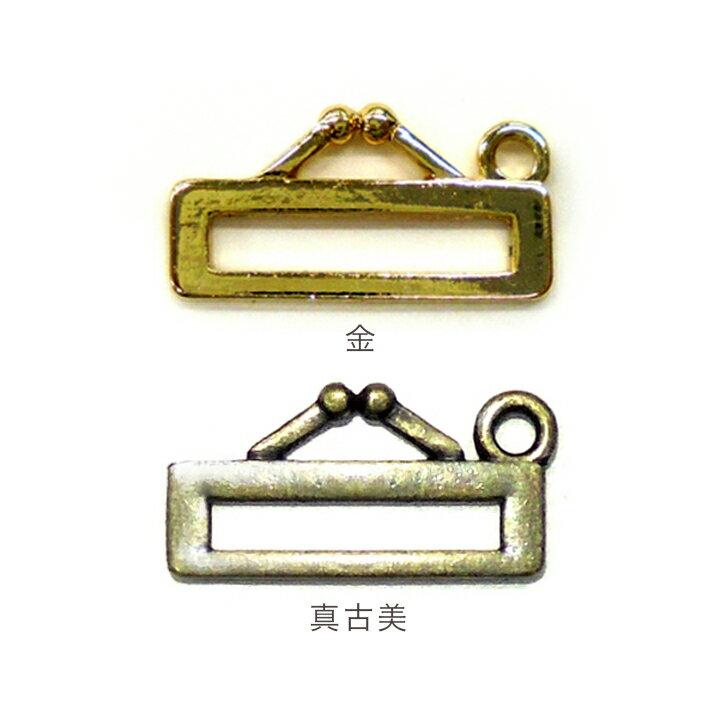 京・がまぐちステッチ金具 G 金具 がまぐち がま口 ステッチ金具 京・ホビックス ステッチ ホビックス