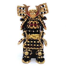 ビーズ ビーズキット 京・黄金鎧飾り KOK-826 ビーズ キット 端午の節句 置物 こどもの日 鎧 兜 ホビックス