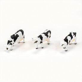 ジオコレ ザ・動物 にゅうぎゅう 2個入り | 動物 ジオラマパーツ ジオラマコレクション ジオラマ ミニチュア 乳牛 うし インスタ映え パーツ アクセサリー ビーズ インテリア ミルキースイーツコンパクトミラー