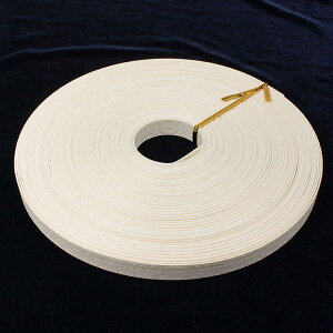 ペーパークラフト エコクラフト あみんぐテープ 【30m巻】 302 白 | トーカイ ホワイト