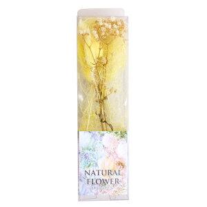 カスミ草×ラグラス×シサル麻HBM-28 | ハーバリウム フラワー プリザーブド ドライフラワー 花材 ボタニカル キット