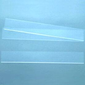 ねんど 銀粘土 用具 のばし用具 プラゲージ 0.5mm厚 【メール便可】