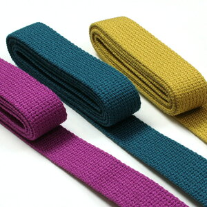 生地 テープ Cotton Memory アクリルテープ 巾25mm×1.5m 【メール便可】|かばん|カバン|鞄|持ち手|かばんテープ|カバンテープ|鞄テープ|持ち手テープ|2.5cm|無地| トーカイ