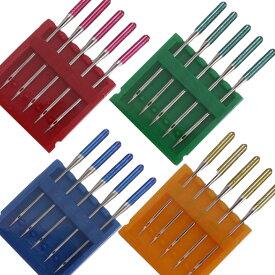 家庭用ミシン針 5本入 HA×1|ミシン針 針 ミシン部品 家庭用 普通 トーカイ