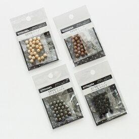 REVEリーノ カラーパール 6mm 約25ヶ入 | 装飾 パール 洋服装飾 パーツ 貼り付け 6mm パール飾り REVEリーノ
