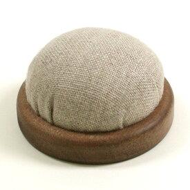 リーベアレス ピンクッション 大|Liebe alles ソーイング 裁縫 道具 ツール 日本製 国産 木製 麻