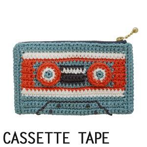 レトロポ−チキット カセット|あみもの ニット 手編み かぎ針編み DMC HAPPYCOTTON