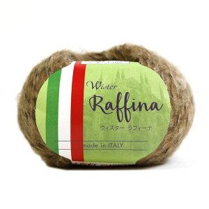ウイスター ラフィーナ|毛糸 編み物 モヘヤ トーカイ