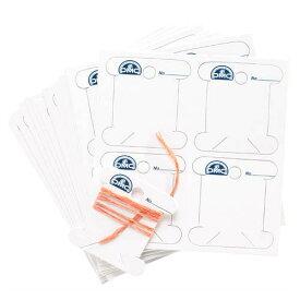 刺繍 刺しゅう用具・用品 収納用具 DMC カードボード ボビン(56枚入) 【メール便可】