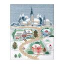 刺繍 刺しゅうキット オリムパス 越智通子 Memory of seasons クリスマスの夜