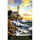 刺繍 刺しゅう輸入キット Dimensions The Gold Collection ディメンジョン Rocky Point  【送料無料】