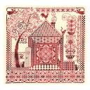 刺繍 PANNA(パンナ) Hearth and Home (暖炉のある家) 輸入キット クロスステッチ ニワトリ エンジェル