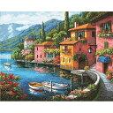 刺繍キット Dimensions ディメンジョン 70-35285 Lakeside Village レイクサイドヴィレッジ | クロスステッチ キット…