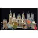 刺繍 刺しゅう輸入キット Thea GOUVERNEUR London(ロンドン)Black Aida 470 05