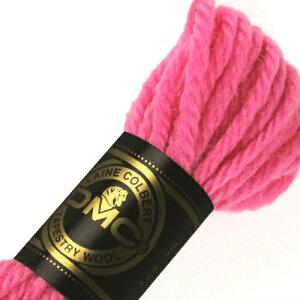 刺しゅう糸 DMC 4番 レッド・ピンク系 タペストリーウール 7804 【メール便可】|ししゅう糸 刺繍糸 ディー・エム・シー DMCの糸 ウール糸 タペストリー糸 ニードルポイント