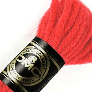 刺しゅう糸 DMC 4番 レッド・ピンク系 タペストリーウール 7106 【メール便可】|ししゅう糸 刺繍糸 ディー・エム・シー DMCの糸 ウール糸 タペストリー糸 ニードルポイント