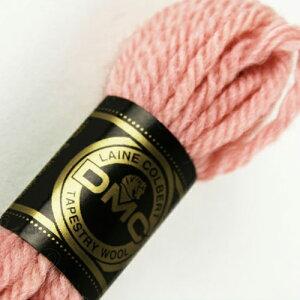 刺しゅう糸 DMC 4番 レッド・ピンク系 タペストリーウール 7221 【メール便可】|ししゅう糸 刺繍糸 ディー・エム・シー DMCの糸 ウール糸 タペストリー糸 ニードルポイント