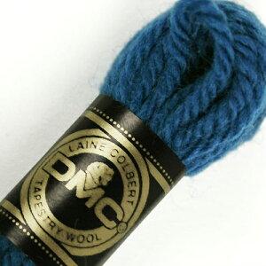 刺しゅう糸 DMC 4番 パープル・ブルー系 タペストリーウール 7306 【メール便可】|ししゅう糸 刺繍糸 ディー・エム・シー DMCの糸 ウール糸 タペストリー糸 ニードルポイント