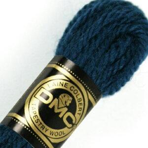 刺しゅう糸 DMC 4番 パープル・ブルー系 タペストリーウール 7336 ししゅう糸 刺繍糸 ディー・エム・シー DMCの糸 ウール糸 タペストリー糸 ニードルポイント
