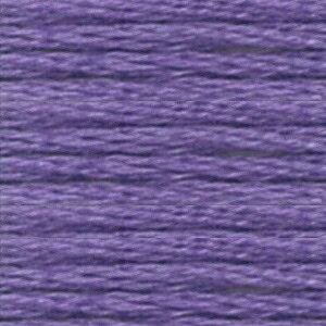 刺繍 刺しゅう糸 オリムパス 25番 パープル・ブルー系 615 【メール便可】