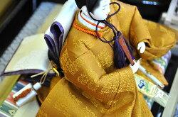 【雛人形ひな人形お雛様おひなさま】【送料無料新作秀光限定品】【雛人形親王飾りひな人形親王飾り】平飾り【名匠京洛紫雲作】黄呂染黄櫨染大特価お買得人気ランキング【P85017】