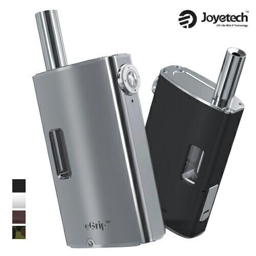 Joyetech純正電子タバコ eGrip1500mAh本体+純正リキッド付き[スターターキット/Zippo/ジッポーライター風/ジョイテック純正/イーグリップ/電子たばこ/あす楽]