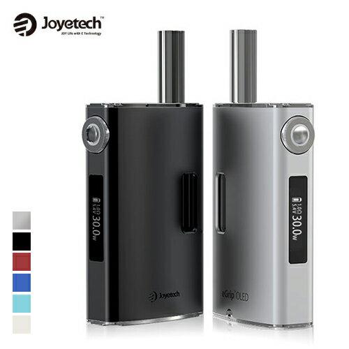 Joyetech純正電子タバコ サブオームeGrip OLED-CL 1500mAh+純正リキッド付き[スターターキット/Zippo/ジッポーライター風/ジョイテック純正/イーグリップ/電子たばこ/あす楽]