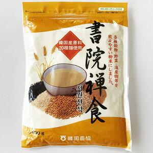 韓国 農協 書院 禅食 500g 韓国産の 穀物 20種類 使用 簡単 ヘルシー ローカロリー 日常食 防災グッズ 防災用 非常食