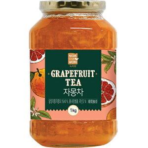 緑茶園 ピンク はちみつ グレープフルーツ ティー 1kg 韓国 食品 食材 料理 伝統茶 茶 韓国飲料 ドリンク