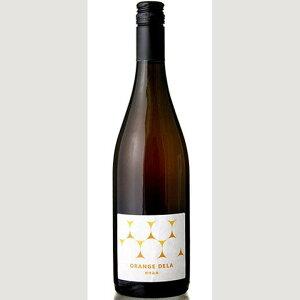 ORANGE DELA 甕仕込み 大阪フジマルワイナリー ワイン 自然派ワイン ナチュラルワイン オレンジワイン 国産ワイン 日本ワイン ギフトワイン 甕仕込み