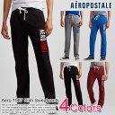 【掘り出し物市】AEROPOSTALE/エアロポステール スウェットパンツ ズボン Aero 1987 Slim Sweatpants 4色 (6313)S M L…