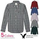 ■アメリカンイーグル メンズ 長袖 パターンポプリンシャツ 5色 (0153-1643) S M L XL XXL スーパーSALE ! 最大 ポイ…