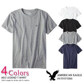 6514bbb10878 アメリカンイーグル メンズ クルーネック Tシャツ AEO Legend T-Shirt 3色 (