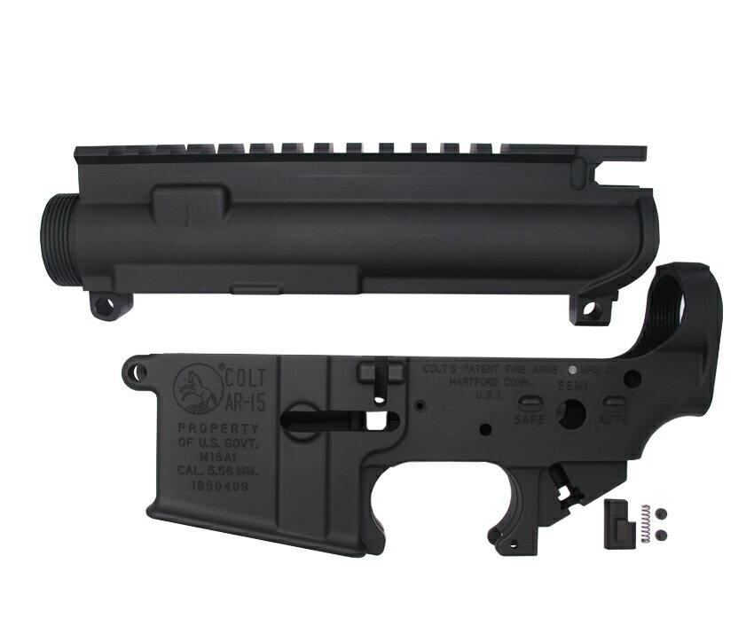 WII TECH 東京マルイ M4A1 MWSシリーズ対応 MK18 MOD 0 タイプ7075アルミ削り出しレシーバーセット