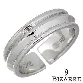 ビザール Bizarre リング 指輪 レディース オーバーレイ シルバー ジュエリー 4〜18号 925 スターリングシルバー BRP006