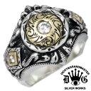 DICKY & GRANDMASTER【ディッキー&グランドマスター】リング 指輪 レディース メンズ シルバー パンドゥーラ ダイヤモ…