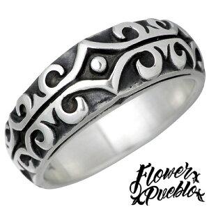 Flower Pueblo【フラワープエブロ】リング 指輪 レディース シルバー モシリ 925 スターリングシルバーfp-66