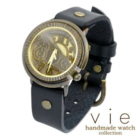 vie【ヴィー】腕時計 ウォッチ レディース ハンドメイド handmade watch 手作り WB-008M