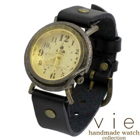 vie【ヴィー】腕時計 ウォッチ レディース ハンドメイド handmade watch 手作り WB-013M