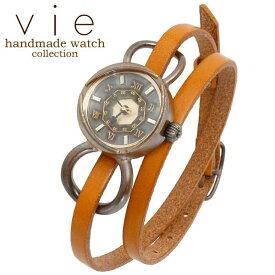 vie【ヴィー】腕時計 ウォッチ レディース handmade watch 手作り ハンドメイド WB-075-WL-005