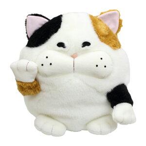 かわいいぬいぐるみティッシュカバー♪(招き猫・たま)