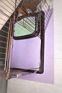 【パワー脱臭】サークル用敷きマット(100cm×150cm)×【1枚】【送料520円】(全面防ダニ脱臭剤入) 猫 消臭剤 猫の砂 猫砂 猫用サークル 猫のトイレ 猫のベッド 猫用 猫用キャリーバッグ キャット