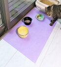 【パワー脱臭シート】)52cm×【2m】【送料100円】(寝床・サークルの下に、全面活性炭でできた!3ヵ月持続脱臭します)ペット猫用トイレ猫砂おもちゃケージサークルトイレシーツ消臭剤